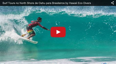 galeria  de surf hawaii eco divers