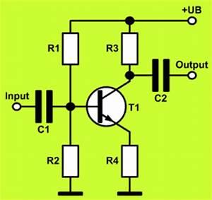 Emitterschaltung Berechnen : schaltungen von transistorverst rkern die die software transistoramp berechnen kann ~ Themetempest.com Abrechnung