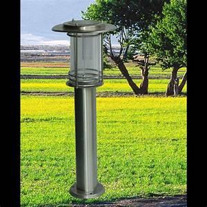 Lampadaire De Jardin : lampadaire solaire de jardin ~ Teatrodelosmanantiales.com Idées de Décoration