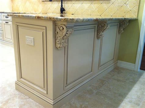 Molding Kitchen Cabinet Doors by Applied Molding Kitchen Cabinets Traditional Kitchen