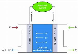 6 Basic Fuel Cell Diagram For An Sofc