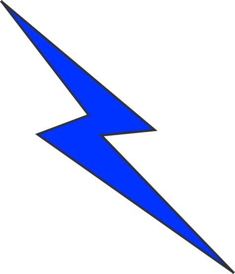 Lightning Bolt Clip Blue Lighting Bolt Clipart Panda Free Clipart Images