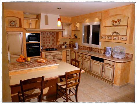 monteur cuisine modele de cuisine rustique idées de décoration à la maison