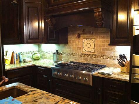 Backsplash For Log Cabin Kitchen Fantastic Home Design