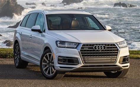 2017 Audi Q7 Visualizer  Colors, Cabins, Pricing And