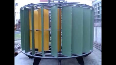 Вертикальные ветряные турбины . экоблог