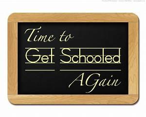 Get Schooled Ag... Schooled