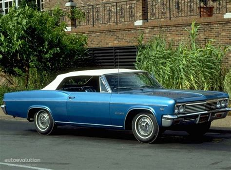 Chevrolet Impala Super Sport Specs & Photos  1966, 1967
