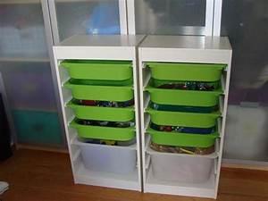 Aufbewahrung Kinderzimmer Ikea : ikea trofast aufbewahrung kinderzimmer in karlsruhe ~ Michelbontemps.com Haus und Dekorationen