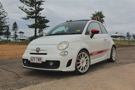 2014 Fiat Abarth by 2014 Fiat Abarth 500c Esseesse Review Caradvice