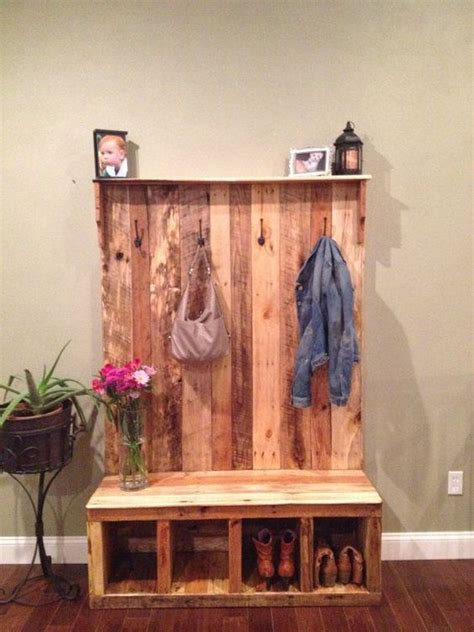 diy wood projects for home decor top 15 interior design ideas from wood pallet easy Easy