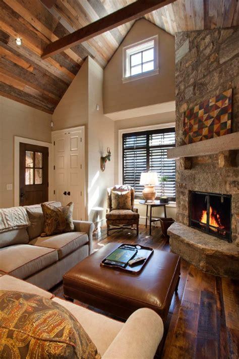 classy rustic living room design ideas interior vogue