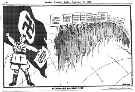 10 Anti-nazi David Low Cartoons