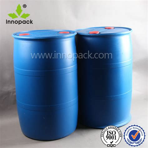 hdpe blue plastic drum for chemical packaging 55 gallon buy plastic drum chemical packaging
