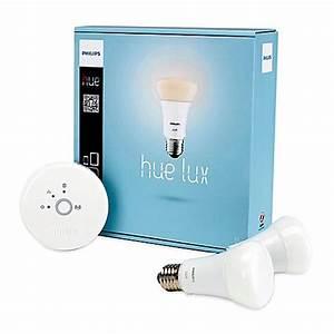 Hue Starter Kit : philips hue lux bulb starter kit bed bath beyond ~ Orissabook.com Haus und Dekorationen