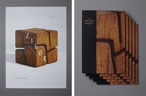 Maison Gerard Collateral On Behance