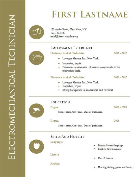 resume templates doc resume templates doc resume cv cover