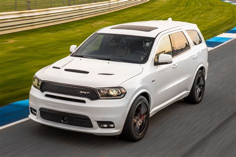 Dodge suv srt, will be donning a new products with a dodge durango srt hellcat which is significantly upgraded for the durango srt so in a. Top 10 Most Fun-to-Drive SUVs | Best Crossovers for ...