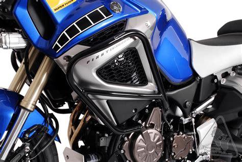 sw motech crash bars engine guards for yamaha xt1200z tenere 10 twistedthrottle