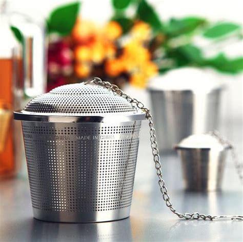 chaine cuisine plus passoire à thé argent promotion achetez des passoire à thé