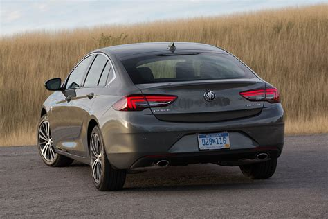 Regal Sportback Review by 2019 Buick Regal Sportback Review Autotrader