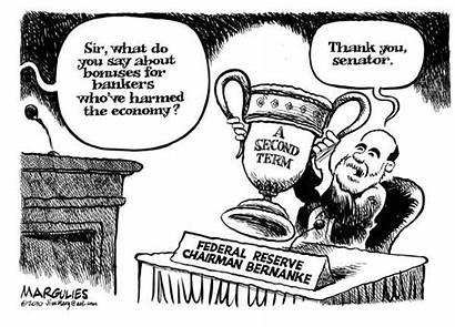 Cartoon Federal Reserve Bank Hi Office Housing