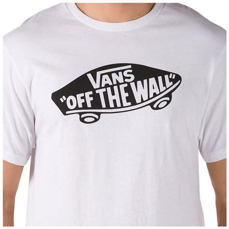 vans otw  shirt whiteblack