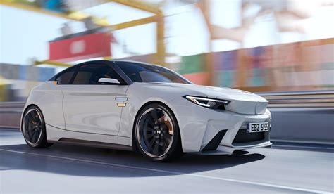 Electric Bmw Im2 Concept Imagined As The Fun Ev Of The Future