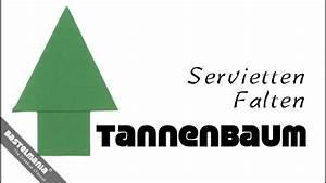 Servietten Tannenbaum Falten : servietten falten anleitung tannenbaum diy napkin folding ~ Watch28wear.com Haus und Dekorationen