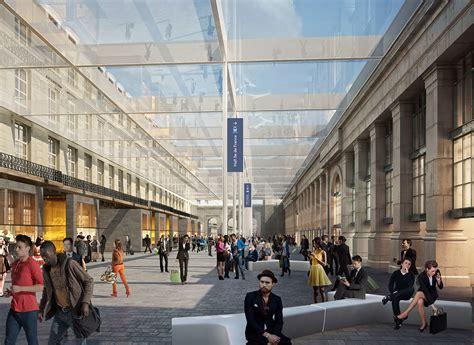 le projet abandonne de la gare du nord paris futur