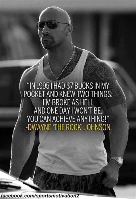 dwayne johnson work motivational quotes rock quotes