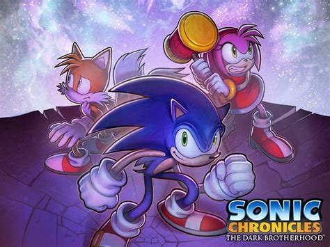 Sonic X Wallpapers - Wallpaper Cave