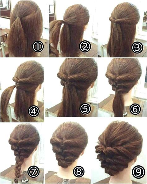 easy hairstyles short hair easy hairstyles for short curly