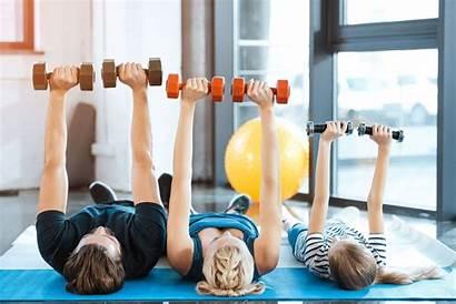 Healthy Lifestyle Children Role Models College Averett