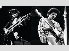 Jimmy Page vs Jimi Hendrix Music Battle YouTube