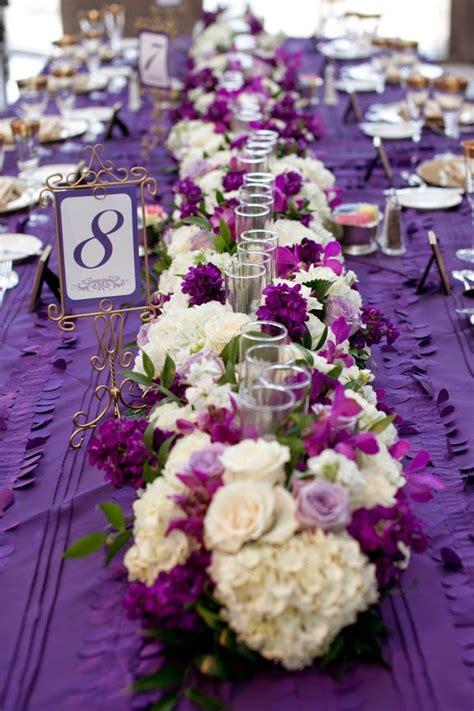 purple wedding centerpiece ideas wedding stuff ideas
