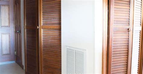 how i painted louvered doors doors and bedroom closet doors