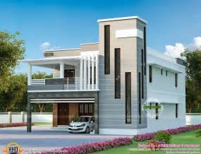 contemporary home plans contemporary mix modern house kerala home design and floor plans