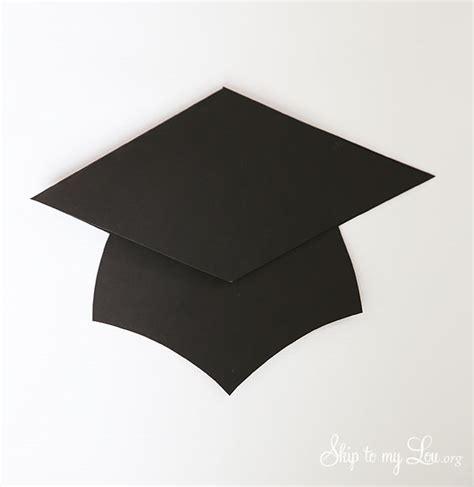 top of graduation cap template graduation cap gift card holder skip to my lou