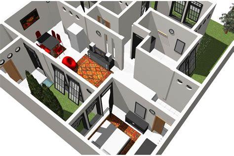 rumah minimalis cantik strategis rumah sederhana