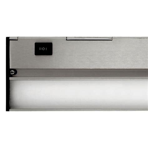 ge led under cabinet lighting ge basic 18 in plastic led under cabinet light fixture