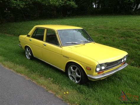 1972 Datsun 510 For Sale by 1972 Datsun 510 4 Door Solid And Clean Cali
