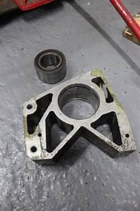 S1 Elise  U2013 Suspension Refresh  U2013 Pressing Out Drive Flanges