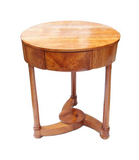Beistelltisch Kirschbaum Antik Beistelltisch Konsole Tisch Im