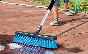 Deck Cleaning - How to Clean a Deck