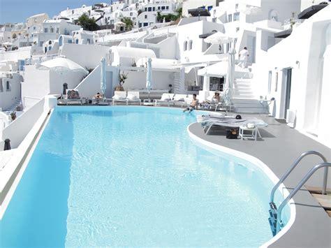 Santorini Greece Here And Elsewhere