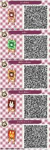 Animal Crossing: New Leaf QR Code Paths Pattern : Photo ...