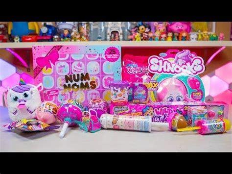 pikmi pops num noms surprizamals squish dee lish toys