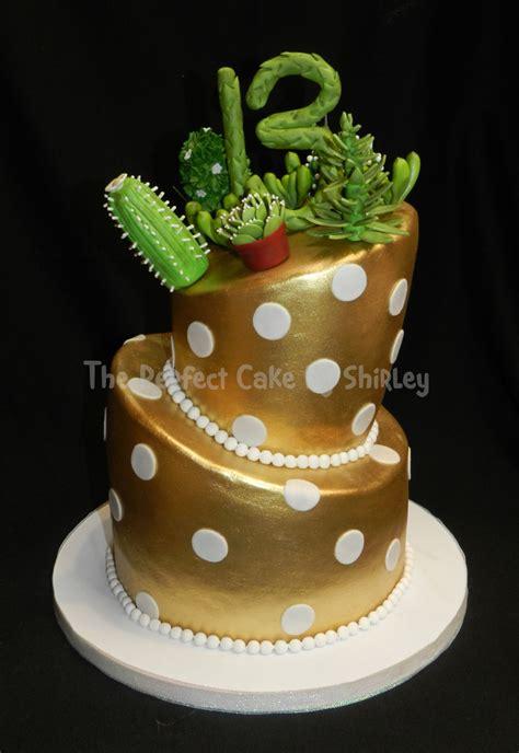 succulentcactus topsy turvy cake cakecentralcom