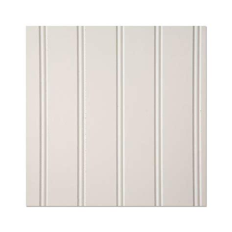 tile board home depot eucatile 32 sq ft 3 16 in x 48 in x 96 in beadboard